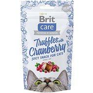 Brit Care Cat Snack Truffles Cranberry 50 g - Maškrty pre mačky