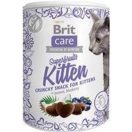 Brit Care Cat Snack Superfruits Kitten 100 g - Maškrty pre mačky