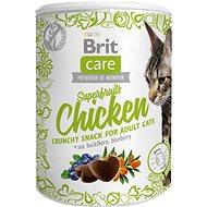 Brit Care Cat Snack Superfruits Chicken 100 g - Maškrty pre mačky