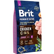 Brit Premium by Nature Junior S 8 kg - Granuly pre šteniatka