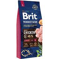 Brit Premium by Nature Junior L 15 kg - Granule pre psov