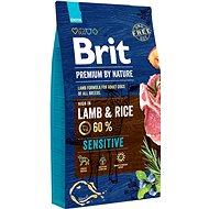 Brit Premium by Nature Sensitive Lamb 8 kg - Granuly pre psov