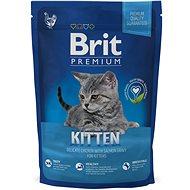 Brit Premium Cat Kitten 800 g - Granuly pre mačiatka