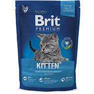 Brit Premium Cat Kitten 1,5 kg - Granuly pre mačiatka
