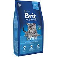 Brit Premium Cat Kitten 8 kg - Granuly pre mačiatka