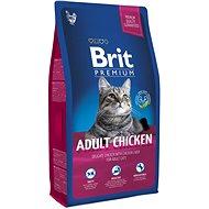 Brit Premium Cat Adult Chicken 8 kg - Granuly pre mačky
