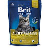 Brit Premium Cat Adult Salmon 300 g - Granuly pre mačky