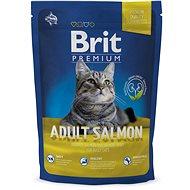 Brit Premium Cat Adult Salmon 1,5 kg - Granuly pre mačky