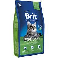 Brit Premium Cat Sterilised 8 kg - Granule pre mačky