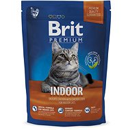Brit Premium Cat Indoor 1,5 kg - Granuly pre mačky