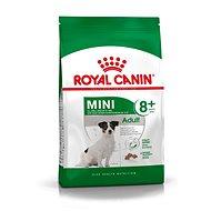 Granuly pre psov Royal Canin mini adult 8+ 8 kg