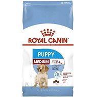 Granuly pre šteniatka Royal Canin medium puppy 15 kg
