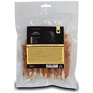 FFL dog treat chicken with rawhide stick 200g - Maškrty pre psov