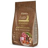 Fitmin dog Purity Rice Semimoist Rabbit&Lamb - 0,8 kg - Granuly pre psov