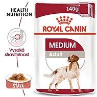 Kapsička pre psov Royal Canin Medium Adult 10× 0.14 kg