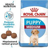 Royal Canin Medium Puppy 4 kg - Granuly pre šteniatka