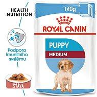 Kapsička pre psov Royal Canin Medium Puppy 10× 0.14 kg