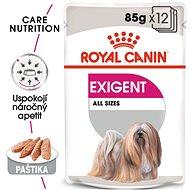Kapsička pre psov Royal Canin Exigent Dog Loaf 12 × 85 g