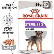 Kapsička pre psov Royal Canin Sterilised Dog Loaf 12 × 85 g