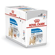 Kapsička pre psov Royal Canin Light Weight Care Dog Loaf 12 × 85 g