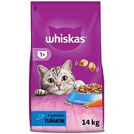 Whiskas granule s tuniakom 14kg - Granuly pre mačky