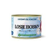Pet Farm Family MSC Losie bobky 180 g - Konzerva pre psov