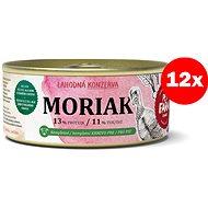 Pet Farm Family Moriak 12× 100 g - Konzerva pre psov