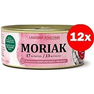 Konzerva pre mačky Pet Farm Family Moriak 12× 100 g