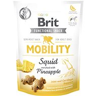 Maškrty pre psov Brit Care Dog Functional Snack Mobility Squid 150 g