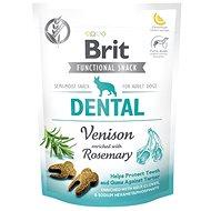 Brit Care Dog Functional Snack Dental Venison 150 g - Maškrty pre psov