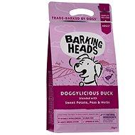 Barking Heads Doggylicious Duck 2kg - Granuly pre psov