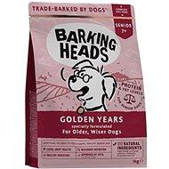 Barking Heads Golden Years 1kg - Granuly pre psov