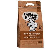 Barking Heads Top Dog Turkey 2kg - Granuly pre psov
