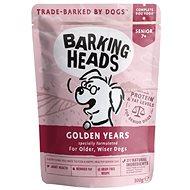 Barking Heads Golden Years kapsička 300 g - Kapsička pre psov