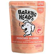Barking Heads Pooched Salmon kapsička 300 g - Kapsička pre psov