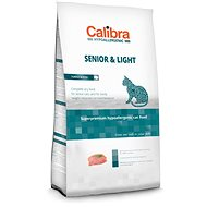 Calibra Cat HA Senior & Light Turkey 2 kg - Granule pre mačky