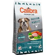 Calibra Dog Premium Line Senior & Light 12 kg - Granule pre psov