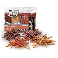Calibra Joy Dog Multipack Meat Variety Mix 4× 70 g - Maškrty pre psov