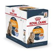 Kapsička pre mačky Royal Canin Intense Beauty Jelly 12× 85 g
