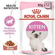 Kapsička pre mačky Royal Canin Kitten Instinctive Gravy 12× 85 g
