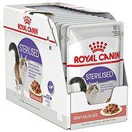 Kapsička pre mačky Royal Canin Sterilised Gravy 12×85 g