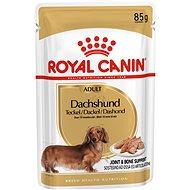 Kapsička pre psov Royal Canin Dachshund 12× 85 g