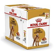 Kapsička pre psov Royal Canin Poodle 12× 85 g