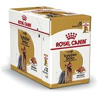 Kapsička pre psov Royal Canin Yorkshire 12× 85 g