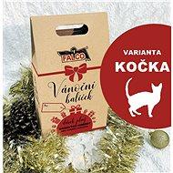 Falco Vianočný balíček MAČKA - Darčekový balíček pre mačky
