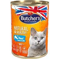Butcher's Classic konzerva so pstruhom 400 g - Konzerva pre mačky