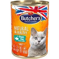 Butcher's Classic konzerva s morskými rybami 400 g - Konzerva pre mačky
