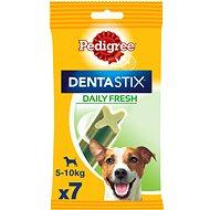 Pedigree DentaStix Fresh Mini 7 ks 110 g - Maškrty pre psov
