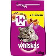 Whiskas granule s kuracím 1,4 kg - Granuly pre mačky