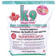 K-9 selection growth small breed formula – šteniatka malých plemien 1 kg - Granule pre šteniatka